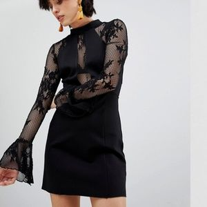 Free People It's Now or Never Bodycon Dress